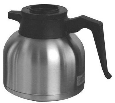 Restaurant Supplies NEWCO VACULATOR THERMAL CARAFE COFFEE POT Stainless Steel