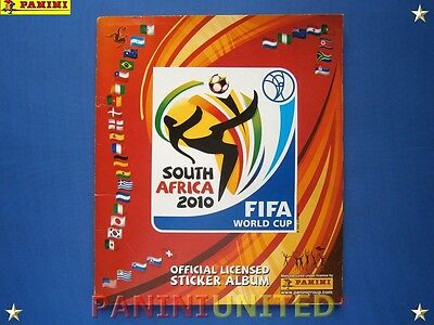 Panini★WM 2010 WorldCup 10 SOUTH AFRICA WC 10★ ALBUM komplett/complete ★★★★★