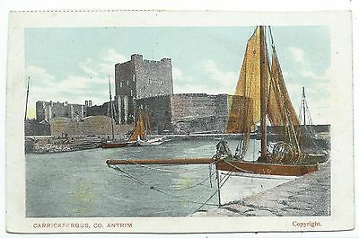 IRELAND - CARRICKFERGUS, Co.ANTRIM Postcard