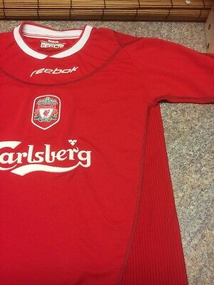 Boys Liverpool Football Top Age Approx 9-12 Years