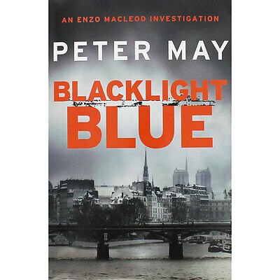 Blacklight Blue by Peter May (Paperback), Fiction Books, Brand New