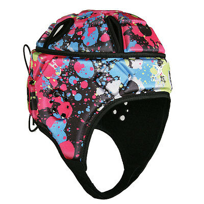 Gilbert ATTACK Headgear - Spray Sizes MB - Large