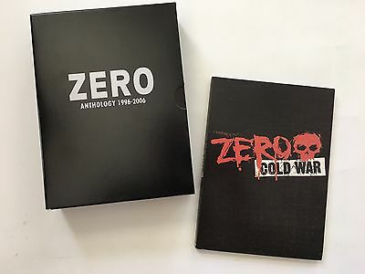 Zero Anthology Misled Youth Thrill Dying To Live Cold War Skate DVD FAST S/H