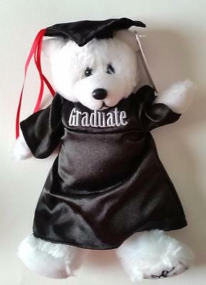 NEW Skansen Gifted Bears GRADUATE Graduation Gift Bear Soft Toy 21cm NWT