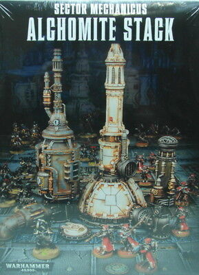 Warhammer 40.000 - Sector Mechanicus Alchomite Stack (64-40)