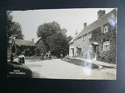 East Hendred Real Photo RP Postcard by Chapman & Son - Oxfordshire Berkshire