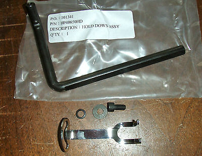 NOS Delta 40-650 Hold Down Assembly p/n HP40650HD Hardware Pack