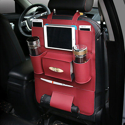 Organizer Storage Auto Porta Sedile Posteriore Car Seat Back iPad Phone Holder