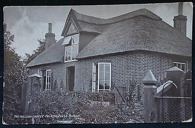 Old Postcard - Nelson Coffee Tavern, Fleggburgh, Norfolk - 1907