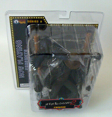 Now Playing Series 2 - Jeepers Creepers 2 Creeper 17,5 cm Figur Sota - Neu