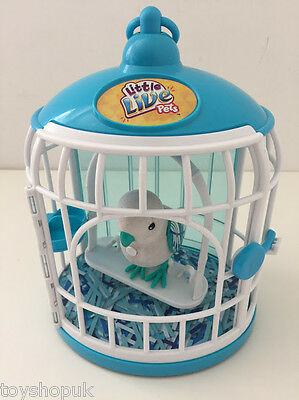 Little Live Pets Bird Toy Interactive with Cage Playset