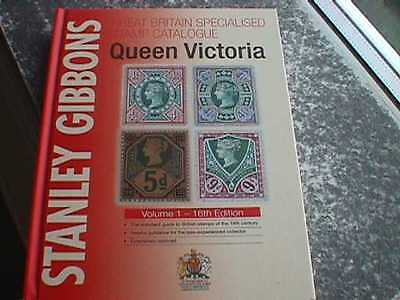 Stanley Gibbons Specialised Catalogue, Volume 1 - Queen Victoria (Hardback, 2011