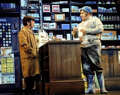 """The Two Ronnies Fork Handles 10"""" x 8"""" Photograph no 8"""