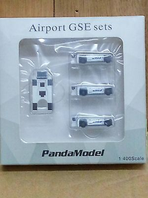1/400 PandaModel Airport GSE sets All Nippon Airways (ANA) Aircraft Tractor
