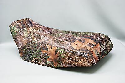 HONDA TRX400 Seat Cover TRX400FW Foreman 97-03 in CONCEAL or 7 CAMO OPTIONS (ST)