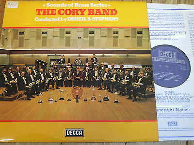 SB 340 Sounds of Brass Series - The Cory Band / Denzil Stephens