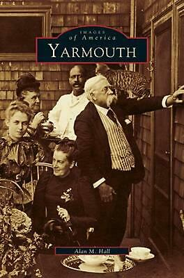 Yarmouth by Alan M. Hall (English) Hardcover Book Free Shipping!