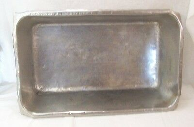 "Restaurant Supplies FULL SIZE STAINLESS STEEL STEAM TABLE PAN 6"" Deep"