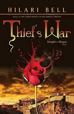 Thief's War by Hilari Bell (English) Paperback Book Free Shipping!