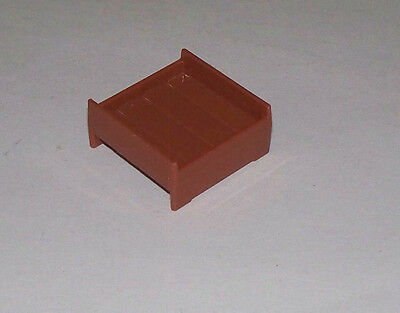Brown Pallet for #942 and #944 Lift and Load Sets Little People Fisher Price