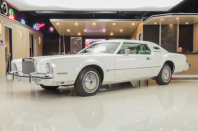 1974 Lincoln Continental  Restored Mark IV #'s Matching 460ci V8, C6 Automatic, Factory A/C, PS, PB, Disc!
