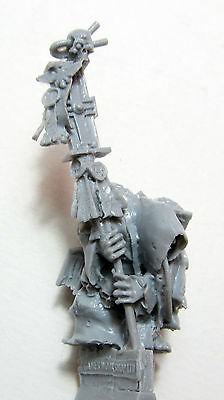 Warhammer 40K Forgeworld Lord Inquisitor Hector Rex Acolyte Heirophant Bits