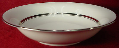 "CARICO china REFLECTIONS 7956 patten COUPE SOUP BOWL 7-1/2"" set of FOUR (4)"