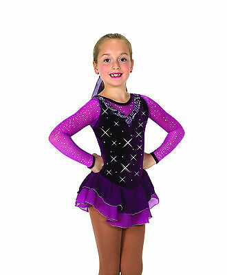 New Jerrys Competition Skating Dress 43 Port At Court Made on Order