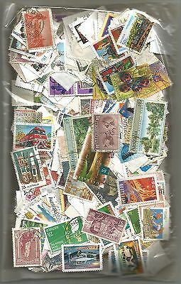 200+ grammes Off Paper AUSTRALIA - Great Mix - Thousand's  of stamps( Lot 1 )