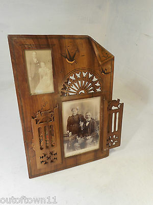 Large Vintage inlaid Photo Frame on stand  , Ricorido , Sorrento Type  ref 2847