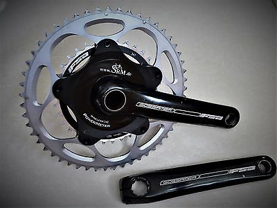 SRM Wireless PowerMeter - FSA Gossamer Compact 172.5