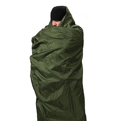 "SN92246 Snugpak Jungle Blanket Olive Measures 76""L X 64""W A Warm Lightweight"