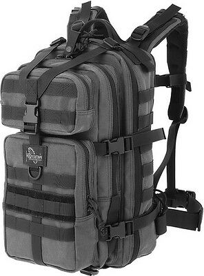Maxpedition 0513W Falcon-II Backpack Paracord Zipper Pulls Wolf Gray