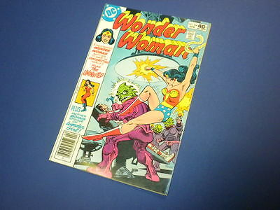 WONDER WOMAN #266 DC Comics 1980 NICE!