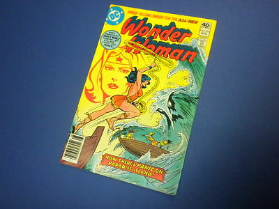 WONDER WOMAN #270 DC Comics 1980 NICE!