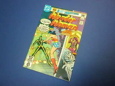 WONDER WOMAN #273 DC Comics 1980 NICE!