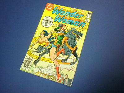 WONDER WOMAN #263 DC Comics 1980 NICE!