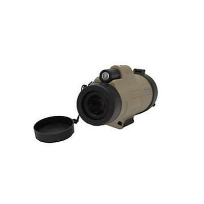 Bushnell Legend Ultra HD 10x42 Monocular Mil Hash Reticle Tan 191144
