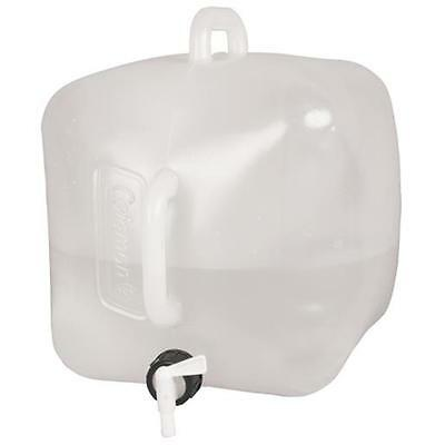 Coleman 2000014870 Expandable 5 Gallon Water Carrier White