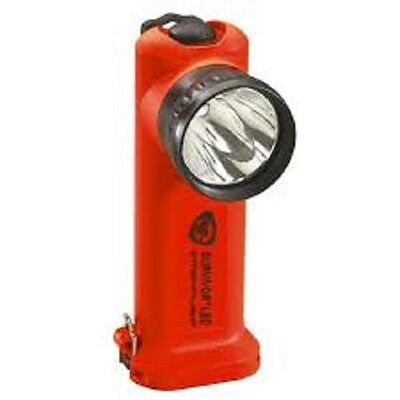 Streamlight 90500 Orange Survivor LED Rechargeable Rescue Flashlight No Charger
