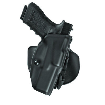 Safariland 6378-83-411 ALS Paddle Holster RH Plain Suede STX for Glock 17/22