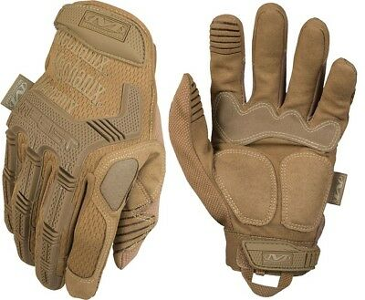 Mechanix Wear MPT-72-010 Men's Coyote M-Pact Gloves TrekDry - Size Large