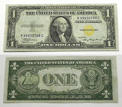 1935 A $1 North Africa Silver Certificates, XF, R99930768C