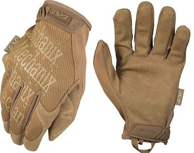 Mechanix Wear MG-72-010 Men's Coyote The Original Gloves TPR - Size Large