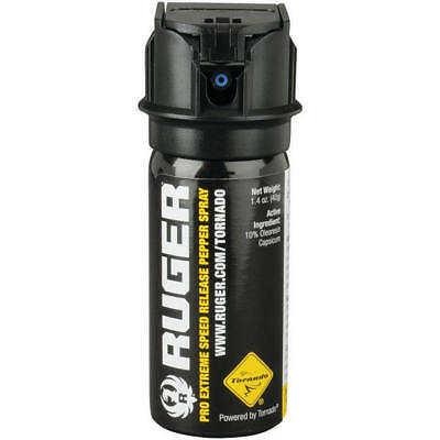 Ruger RX0094 Pro Extreme Pepper Spray System Flip Top