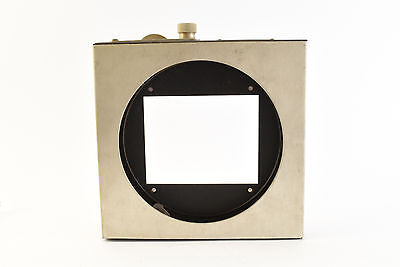 Omega Distortion Correction Attachment 7439 for D2 D3 Enlargers with 4x5 Carrier