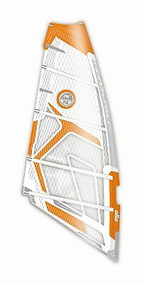 TOP 2009 NORTH EGO 5,0 white orange  NEU ! CONCEPT  WAVE