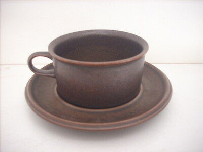 Arabia Ruska Large Tea Cup & Saucer &  Others Available Cup Diameter 100 Mm