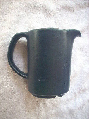 Arabia Dark Blue Jug