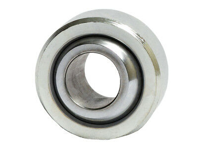 M18 Spherical Plain Bearing, ID 18mm Hole/Bore, OD 35mm, Teflon Lined (GEK18T)